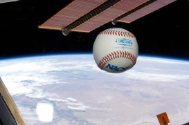 Baseball In Space